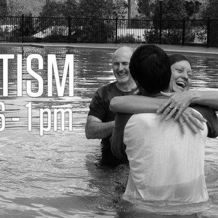 Baptism Nov 16 at 1pm