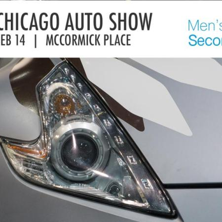 Men's Ministry Second Saturday Fellowship - Chicago Auto Show, February 14