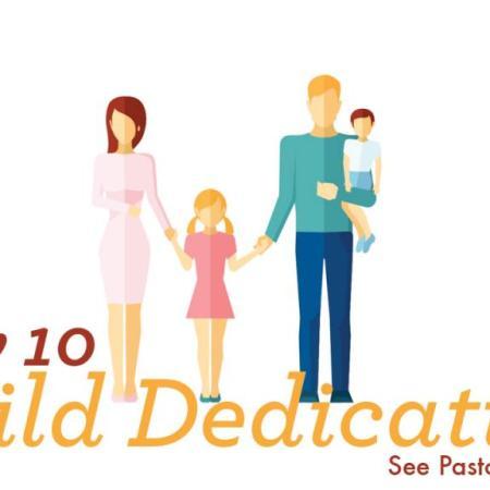 Child Dedication, May 10