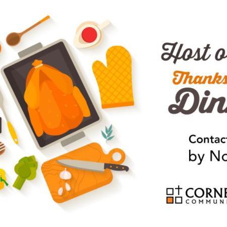 Thanksgiving Dinner, Nov 24
