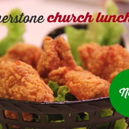 Church lunch, Nov 5