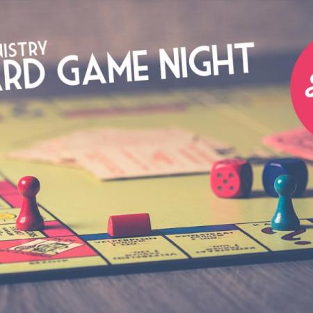 Men's Ministry Connect: Board Game Night, Jan 26