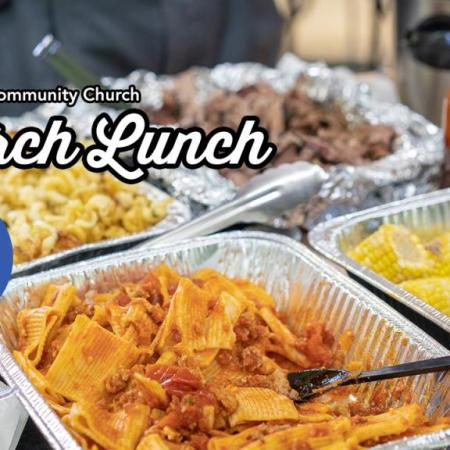 Church Lunch, Nov 4