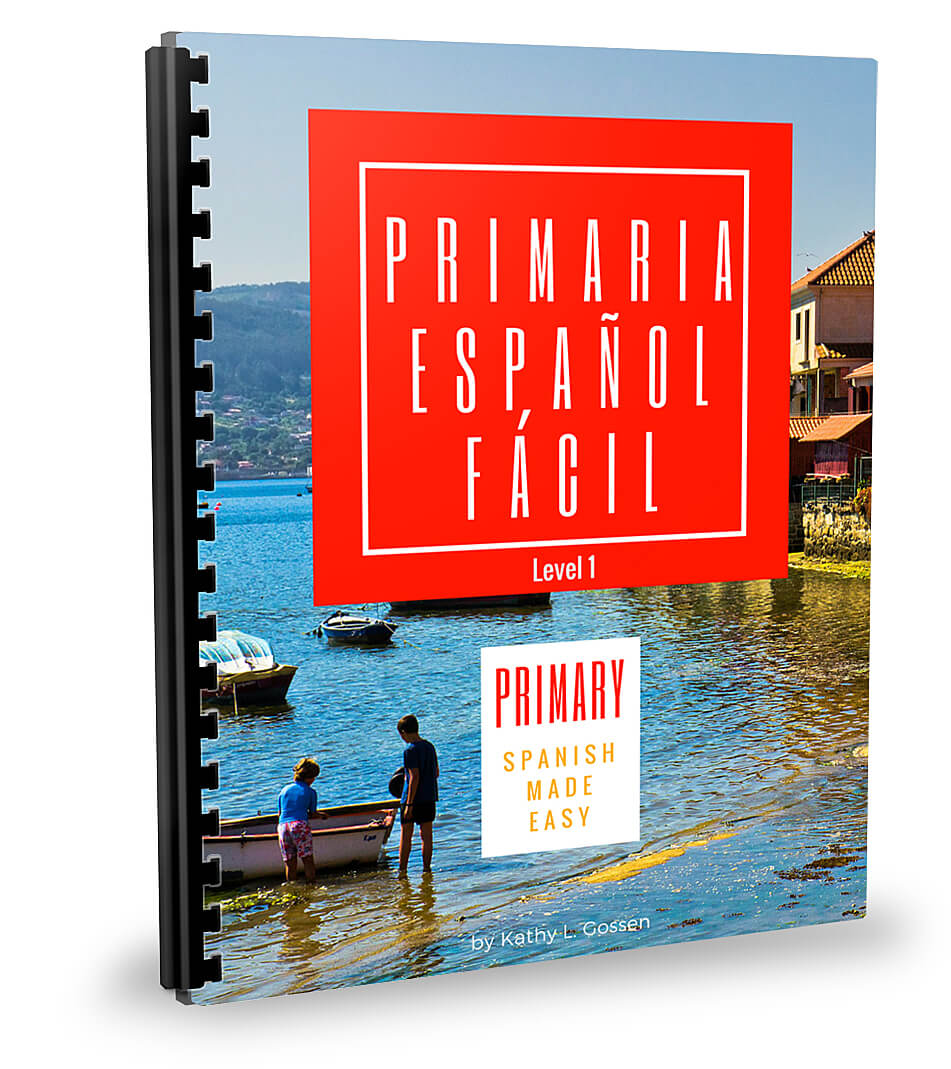 Primary Spanish Made Easy