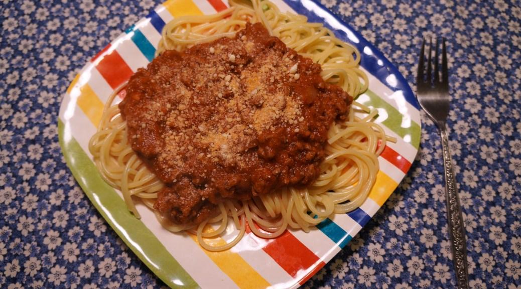 Cornfed Creations Spaghetti