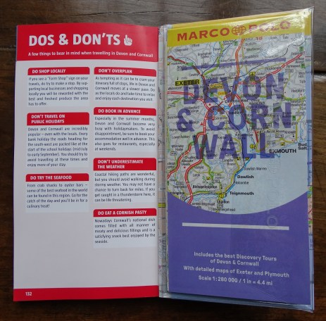 Macro Polo Devon and Cornwall Guide 2018