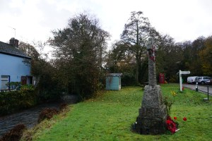 Herodsfoot cenotaph thankful village