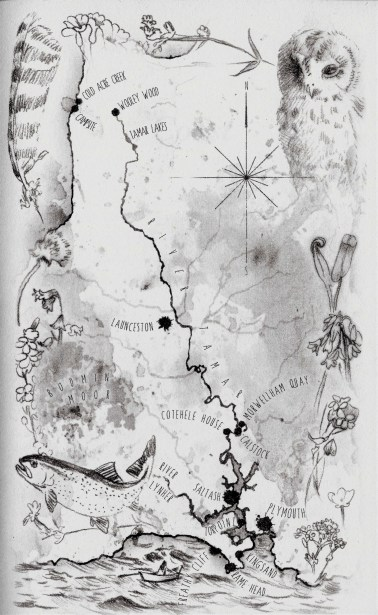 All Rivers map