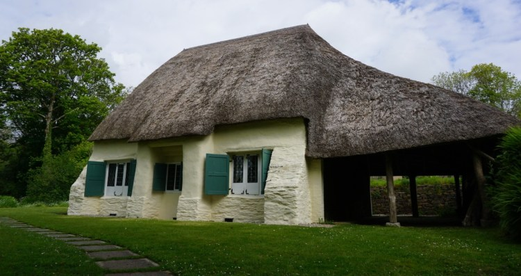 Come-to-Good, England's oldest Quaker meeting house