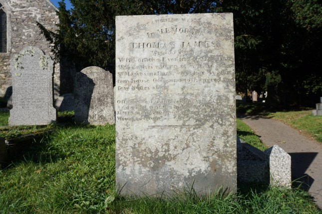 unusual epitaphs