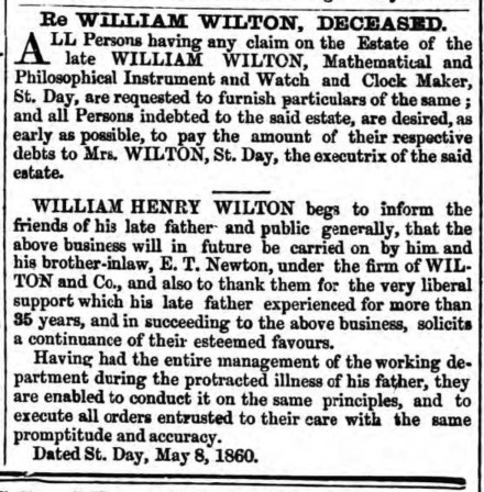 William Wilton