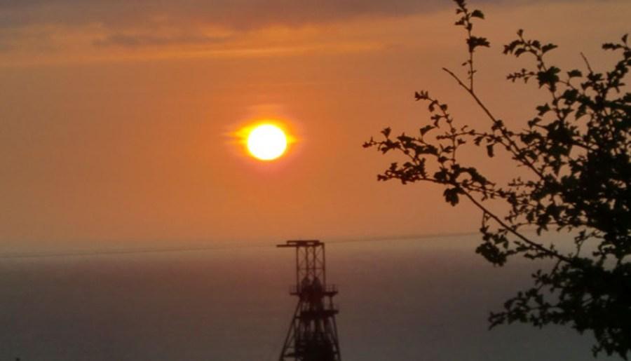 Pendeen sunset