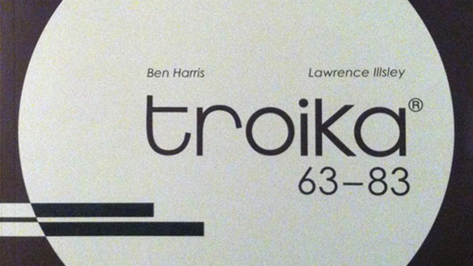 Troika Pottery Logo