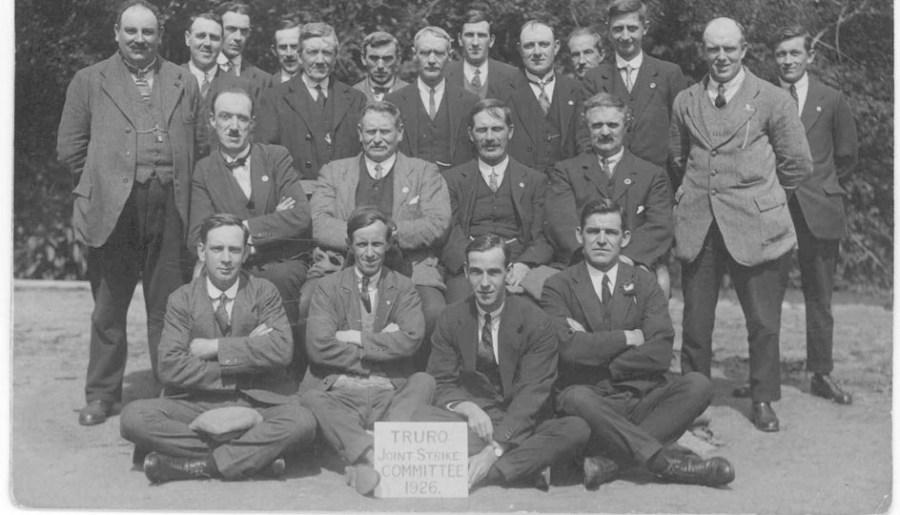 General Strike of GWR workers