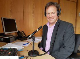 Cornwall Council Leader, Adam Paynter (Lib Dem, Launceston)