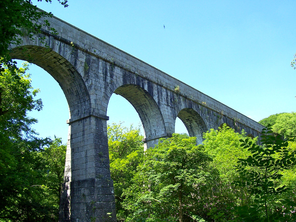 Spectacular 19th century viaduct to generate power through a new hydroelectric turbine