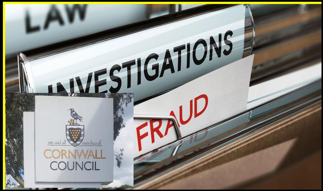 Council Fraud Team Report