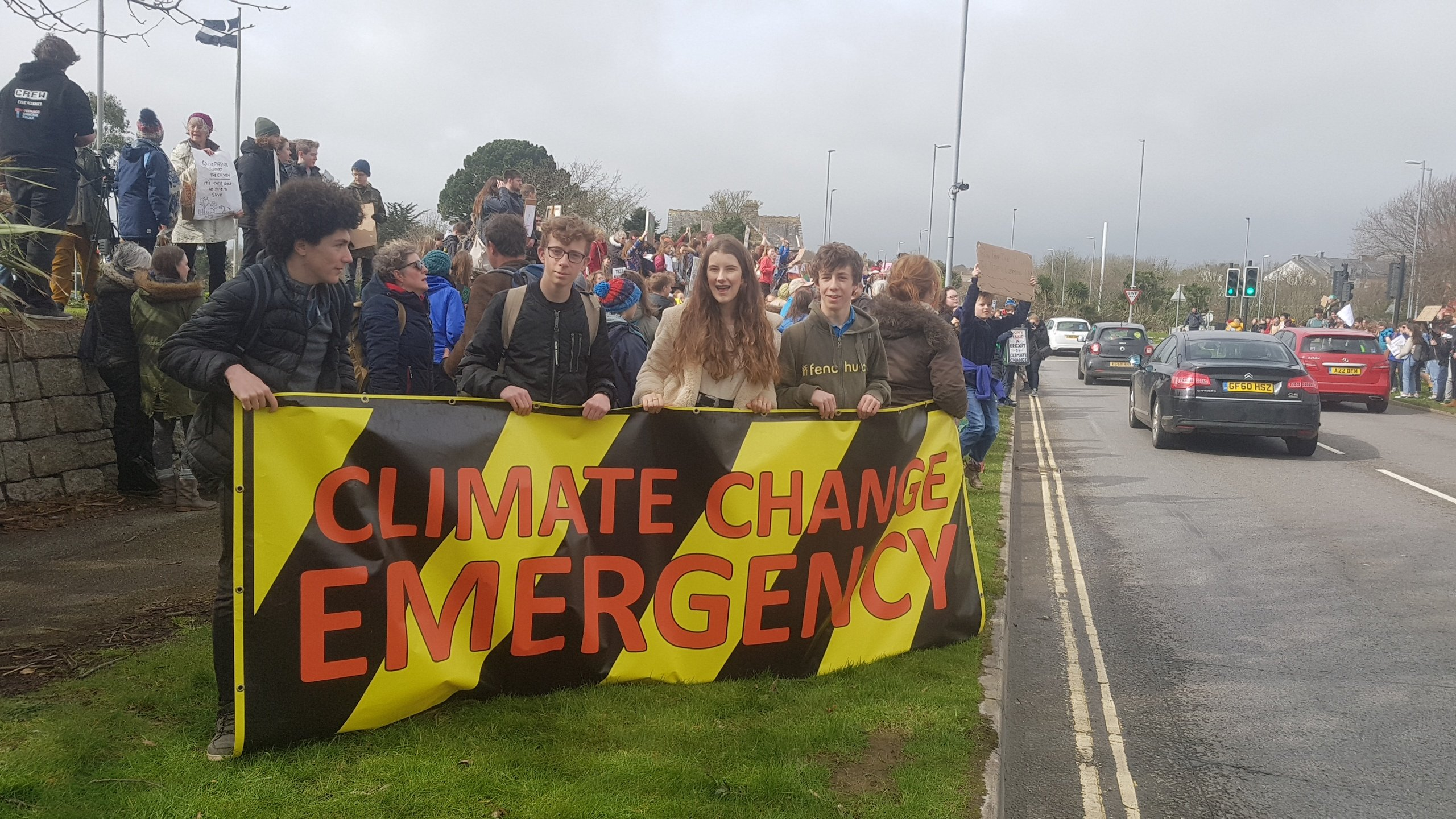 Second Youth Strike 4 Climate in Truro