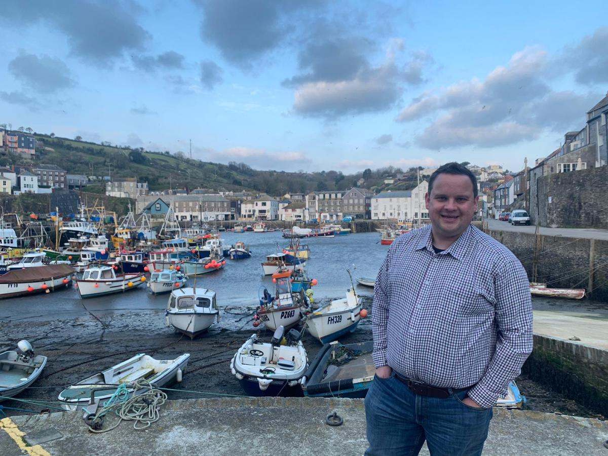 Mevagissey's Mustoe is Tory candidate for Euros