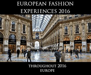 Europe Fashion Experiences