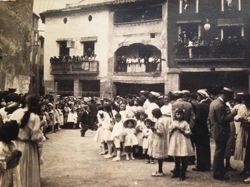 Festa Major 1909