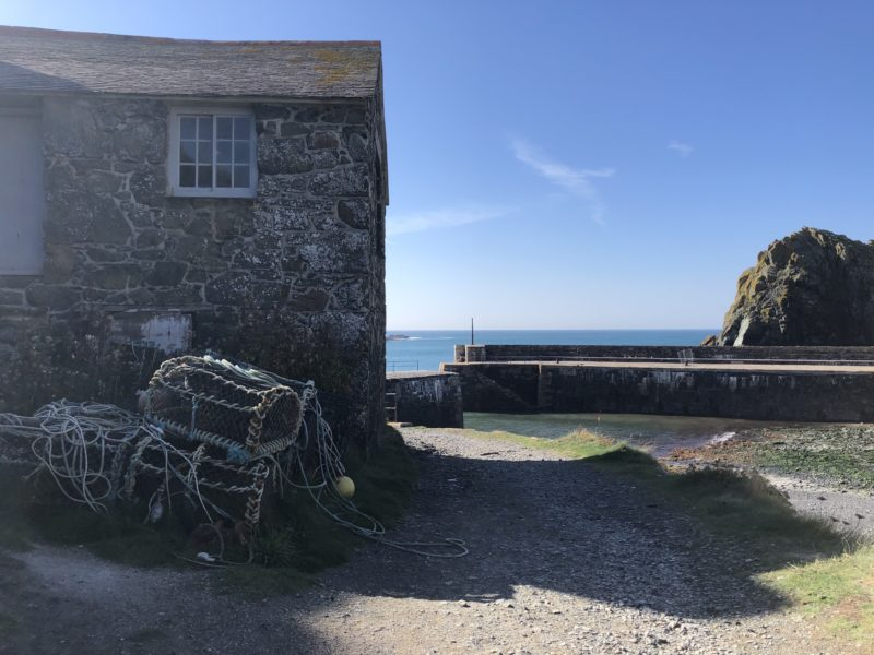 Mullion Cove - Lizard Peninsula