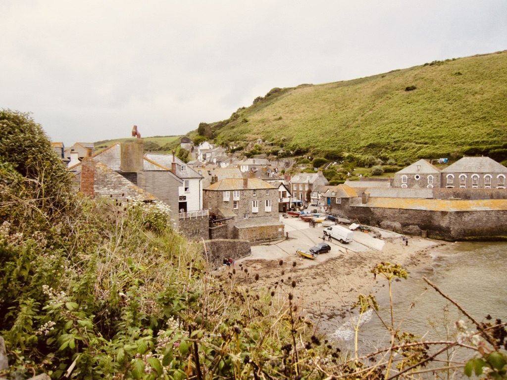 Port Isaac - Küstenort in Cornwall