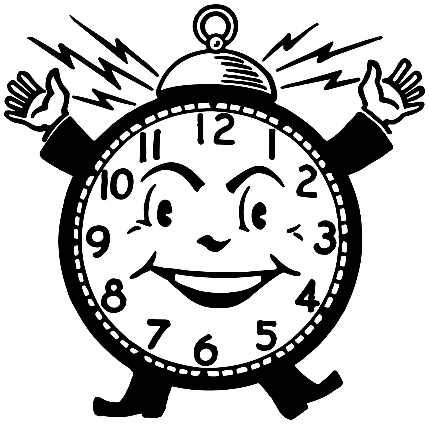 Timing Instruction On New Thinking Time Method Being
