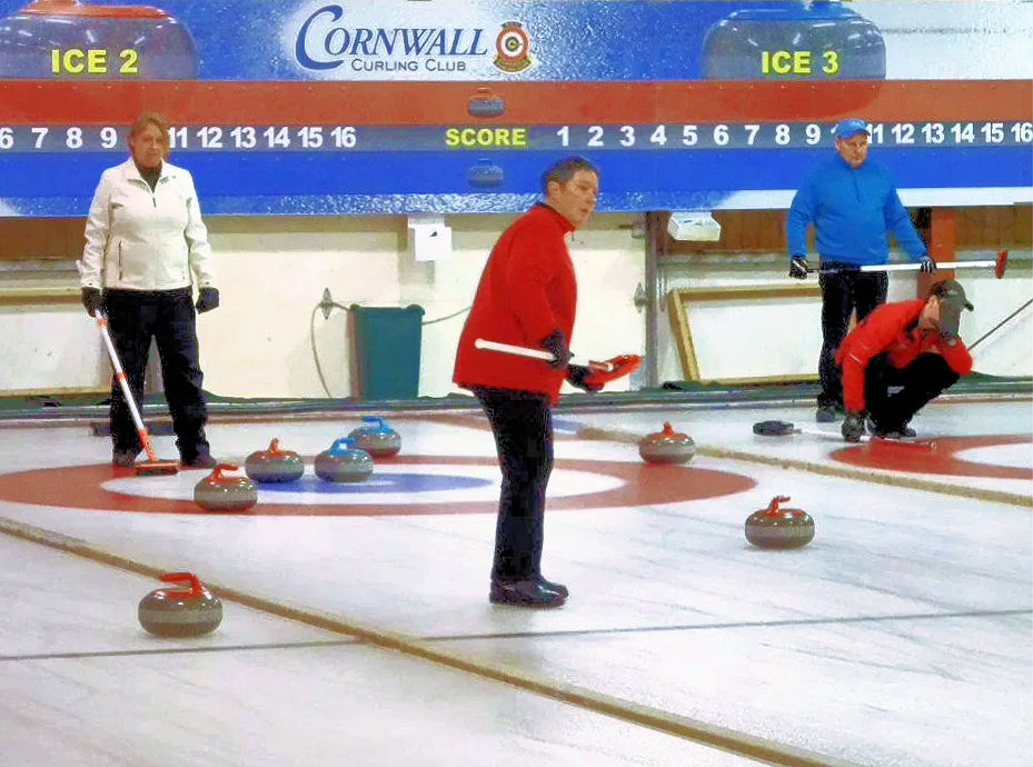 8th annual Mixed Doubles Cashspiel (Schedule/Rosters 2nd revision) @ Cornwall Curling Club