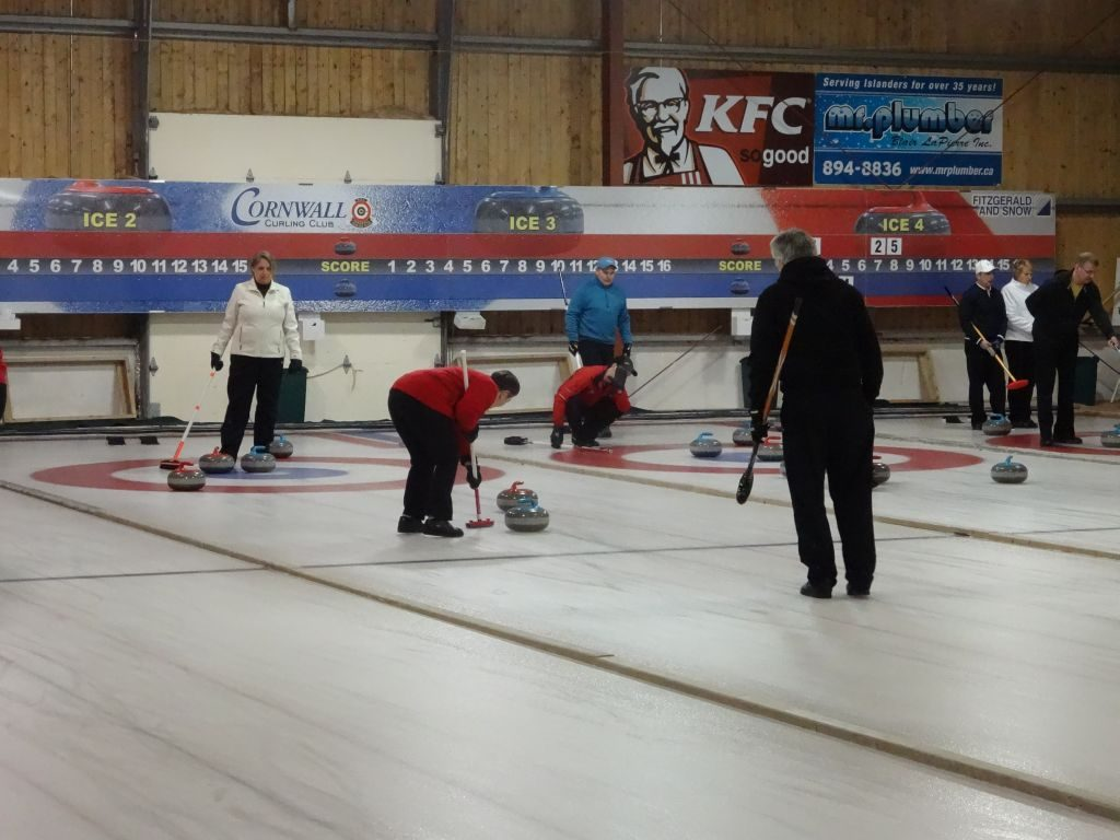 5th Annual Mixed Doubles Cashspiel @ Cornwall Curling Club
