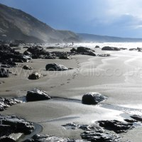 Tregardock Beach