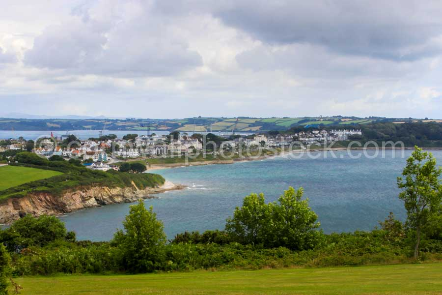 Looking Back To Falmouth Bay