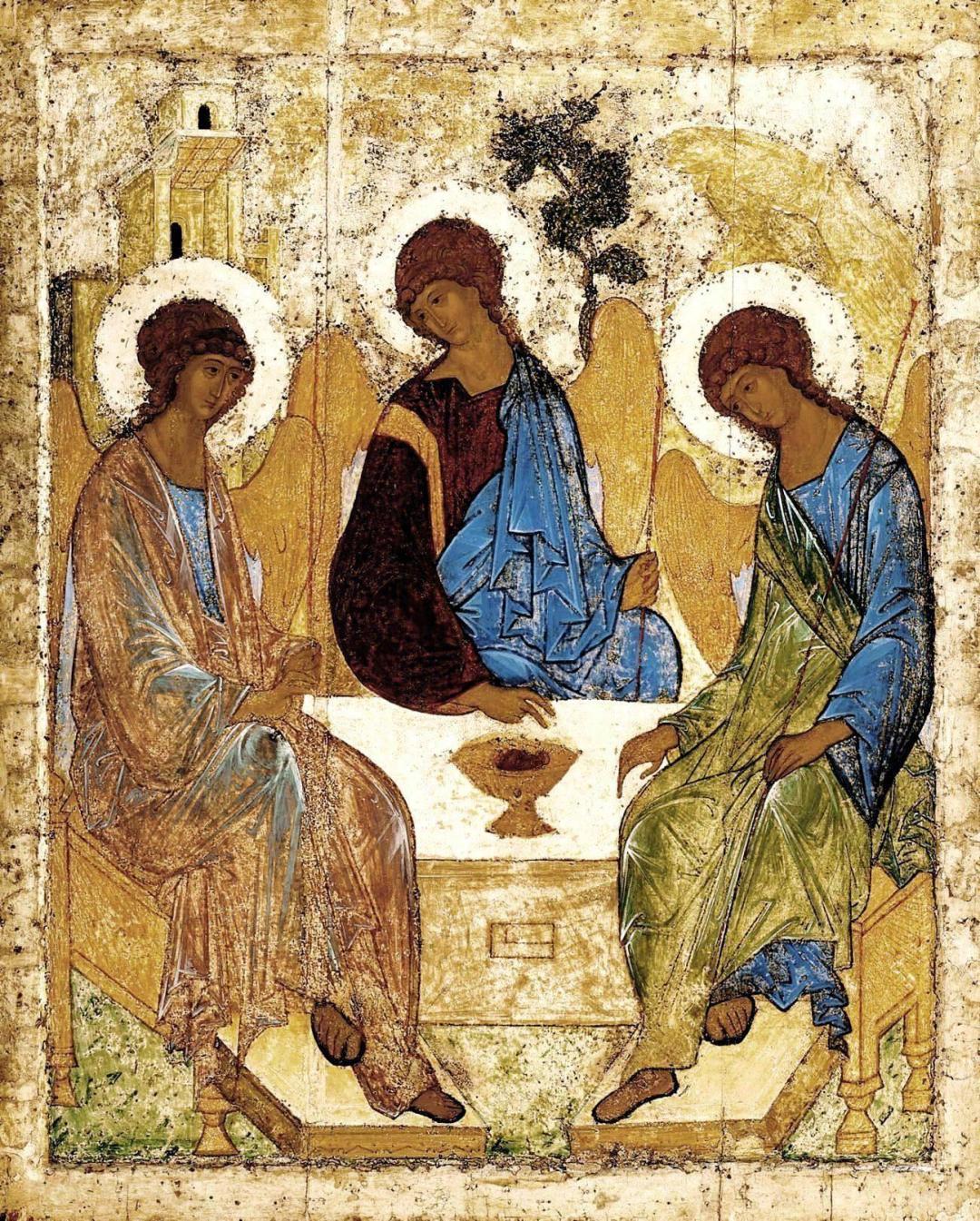 Trinità dell'antico testamento