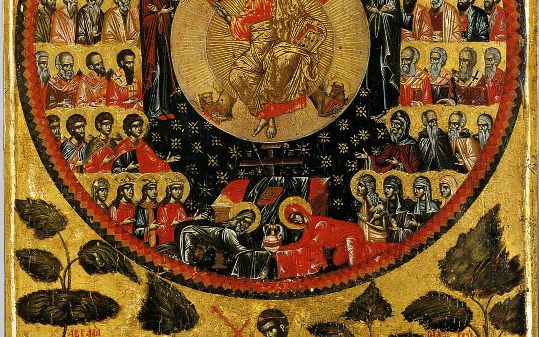 Domenica di tutti i Santi