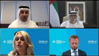 تواصل فعاليات قمة الحكومات بدبي.. خبراء يضعون خارطة ما بعد كورونا
