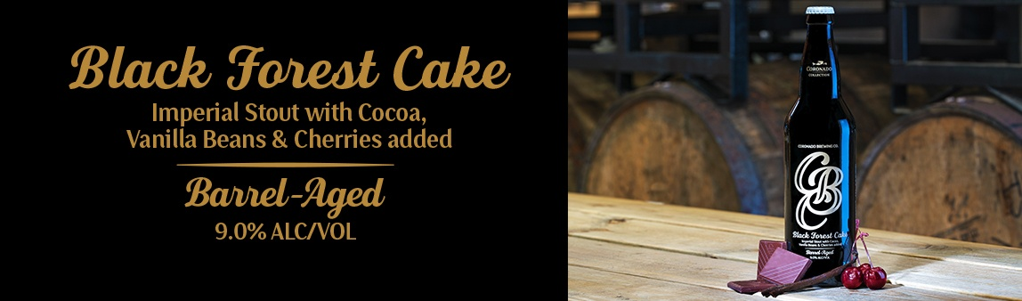 BA Black Forest Cake