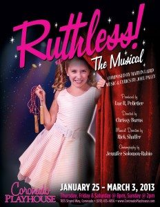 ruthless the musical