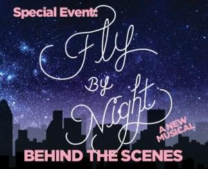 BEHIND THE SCENES @ FLY BY NIGHT @ Coronado Playhouse | Coronado | California | United States