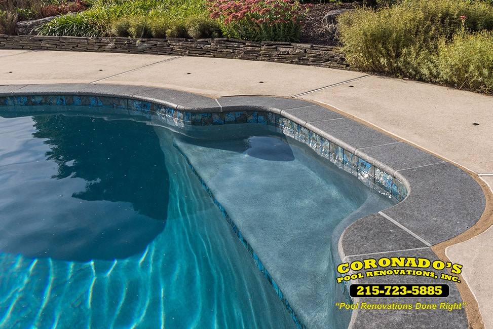 best pool tile coping pa tile