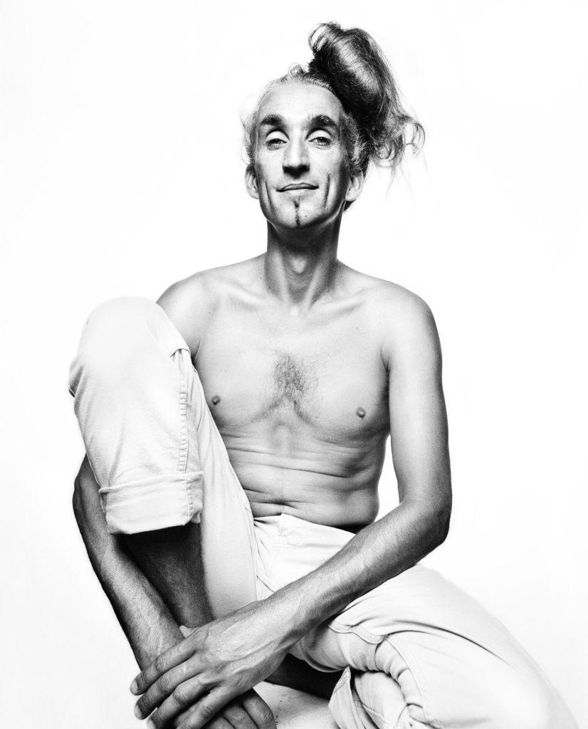 Knut, Clown / clown. © Tilman Köneke