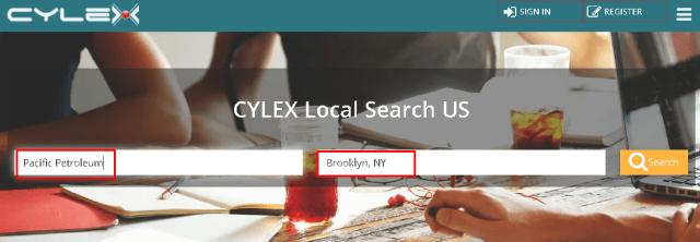 Cylex claim 1