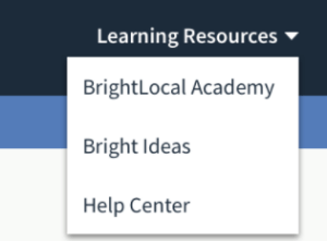 BrightLocal Academy