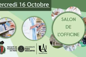 Salon de l'officine