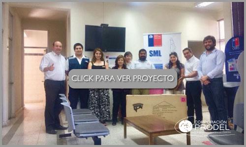 PROYECTO Corporacion PRODEL - PROYECTO MERETZ - COPIAPOMERETZ - COPIAPO