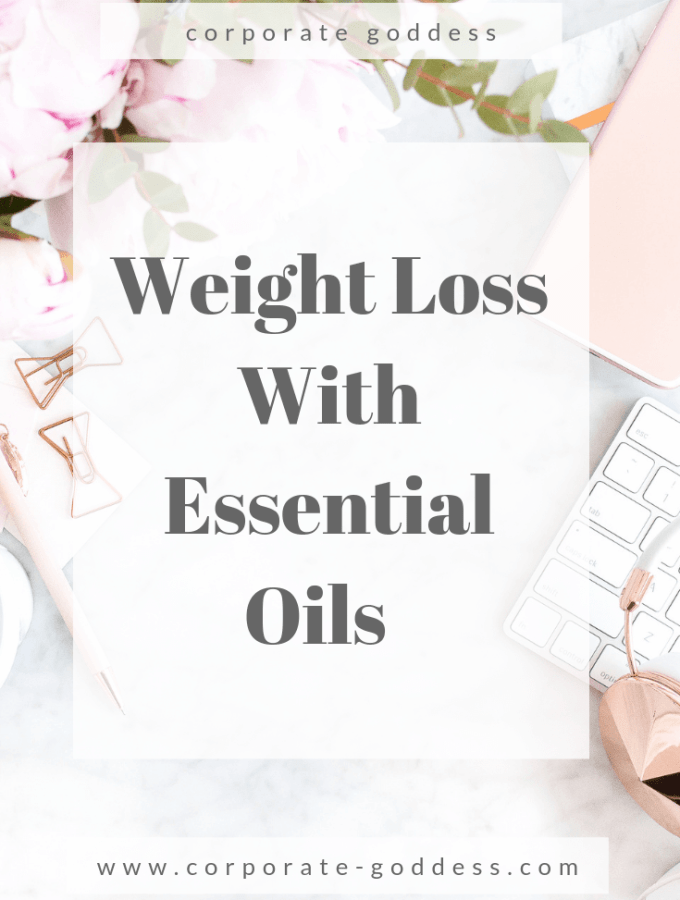 Weight Loss With Essential Oils