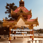 Exhausted Corporate Goddess on the run: Vipassana in India