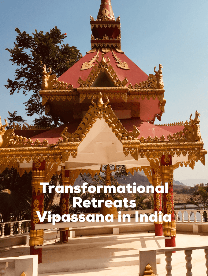 Are you a stressed and exhausted Corporate Goddess on the run? We look at the revitalising and transformative effects of a Vipassana in India