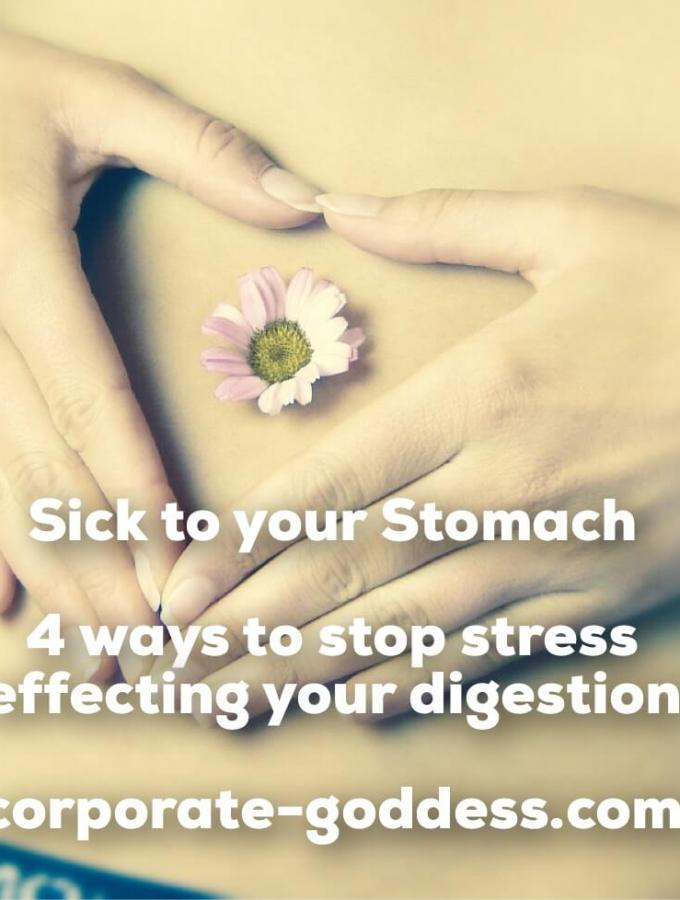 stress, stomach problems, digestion problems, stomach cramps, cures, remedies