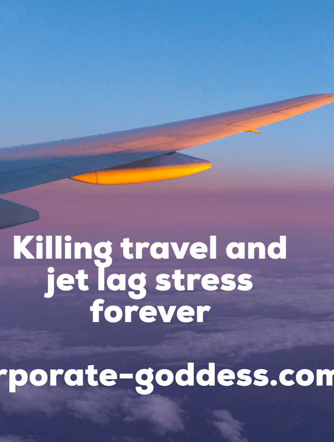 cures and remedies for travel and jet lag stress