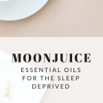 Essential oils for insomnia, sleepless nights and to help you fall asleep